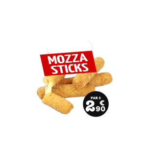 Mozza Sticks GUR KEBAB