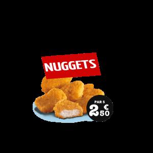 Nuggets - GUR KEBAB