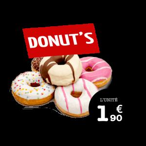 Donuts -GUR KEBAB