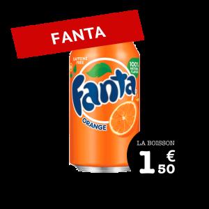 Fanta - GUR KEBAB