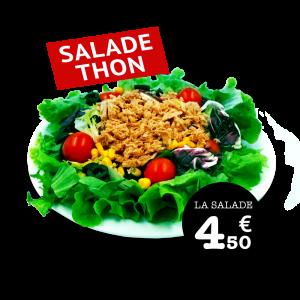 Salade Thon - GUR KEBAB