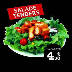 Salade Tenders - GUR KEBAB