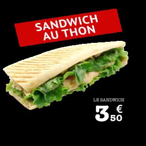 Sandwich Thon - GUR KEBAB