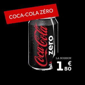 Coca Cola Zéro - GUR KEBAB