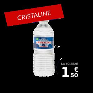 Cristaline - GUR KEBAB