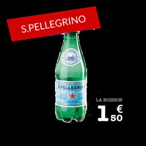 S.Pellegrino - GUR KEBAB