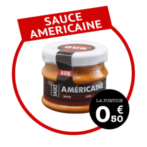 Sauce Americaine - GUR KEBAB