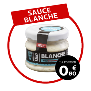 Sauce Blanche - GUR KEBAB