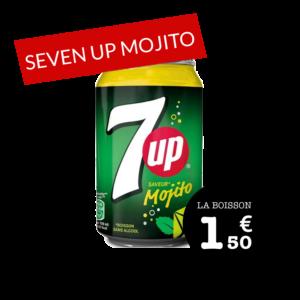 Seven UP Mojito - GUR KEBAB