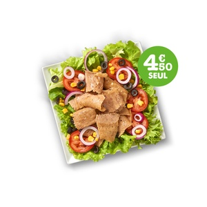 Salade Kebab Boeuf - GUR KEBAB