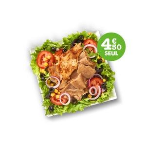 Salade Kebab Mixte - GUR KEBAB