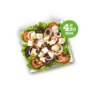 Salade végétarienne - GUR KEBAB